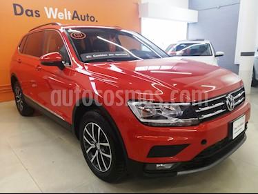 Foto venta Auto usado Volkswagen Tiguan Comfortline (2018) color Naranja precio $390,000