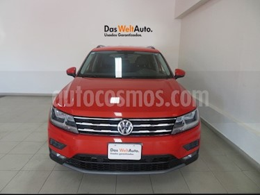 Foto venta Auto usado Volkswagen Tiguan Comfortline (2018) color Naranja precio $399,533