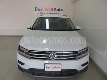 Foto venta Auto usado Volkswagen Tiguan Comfortline (2018) color Blanco precio $389,132