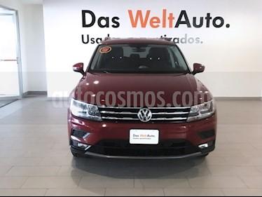 Foto venta Auto usado Volkswagen Tiguan Comfortline (2018) color Rojo Rubi precio $425,000