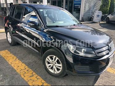 Foto Volkswagen Tiguan Comfortline usado (2014) color Negro precio $207,990