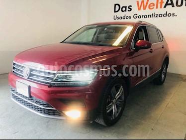 Foto venta Auto usado Volkswagen Tiguan Highline (2018) color Rojo precio $509,518