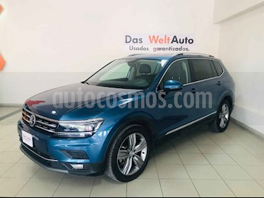 Foto venta Auto usado Volkswagen Tiguan Highline (2018) color Azul precio $489,181