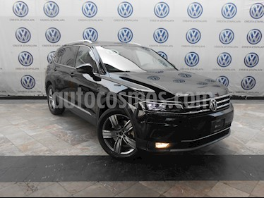 Volkswagen Tiguan Highline usado (2018) color Negro precio $499,000