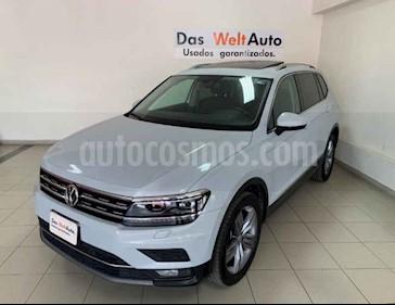 Foto venta Auto usado Volkswagen Tiguan Highline (2018) color Blanco precio $489,974