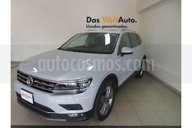 Foto Volkswagen Tiguan Highline usado (2018) color Blanco precio $489,482