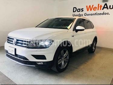 Foto venta Auto usado Volkswagen Tiguan Highline (2018) color Blanco precio $500,000