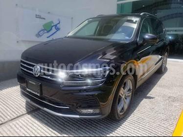 Volkswagen Tiguan Highline usado (2018) color Negro precio $475,000