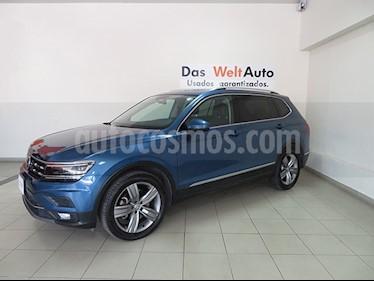 Foto venta Auto Seminuevo Volkswagen Tiguan Highline (2018) color Azul precio $496,702