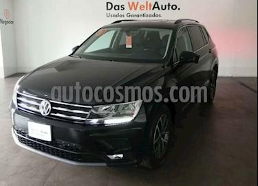 Volkswagen Tiguan 5 pts. Comfortline Piel usado (2018) color Negro precio $380,000