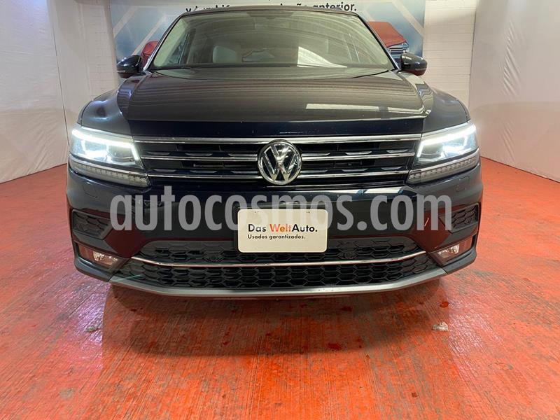 Volkswagen Tiguan Highline usado (2018) color Negro precio $435,000