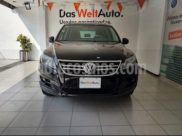 Volkswagen Tiguan Tiguan usado (2011) color Negro Profundo precio $173,000
