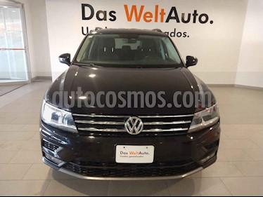 Volkswagen Tiguan 5p Confortline L4/1.4/T Aut 7 Pas usado (2019) color Negro precio $399,900