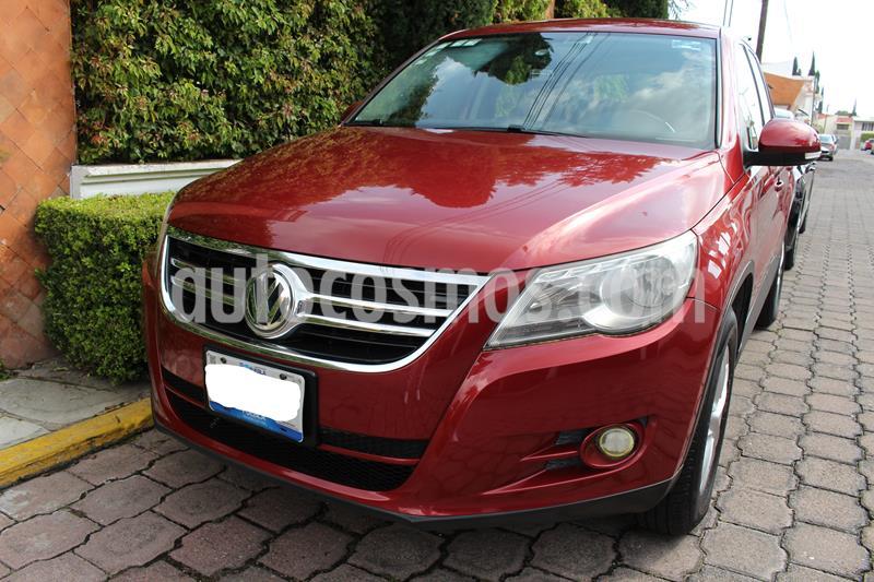 Volkswagen Tiguan Native usado (2011) color Rojo precio $150,000