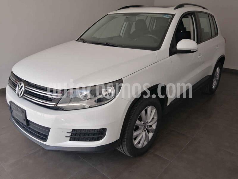 Volkswagen Tiguan Sport & Style 2.0 usado (2016) color Blanco precio $235,000