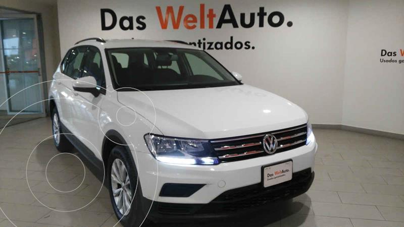 Foto Volkswagen Tiguan Trendline Plus usado (2019) color Blanco precio $339,900
