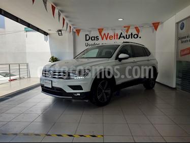 Volkswagen Tiguan Comfortline 7 Asientos Tela usado (2019) color Blanco precio $429,000