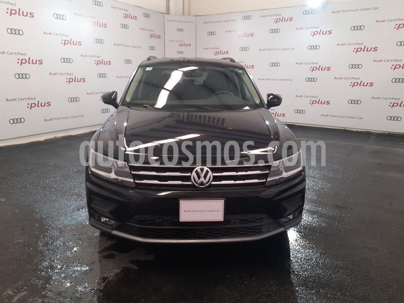 Foto Volkswagen Tiguan Comfortline 5 Asientos Piel usado (2019) color Negro Profundo precio $415,000