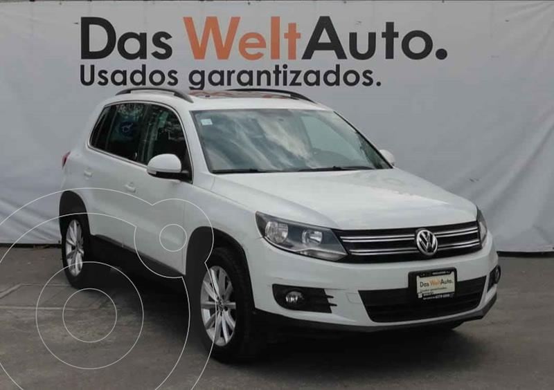 Foto Volkswagen Tiguan Wolfsburg Edition usado (2017) color Blanco precio $325,000