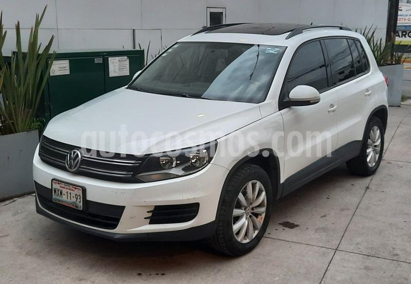 Volkswagen Tiguan Sport & Style 1.4 usado (2016) color Plata Dorado precio $255,000