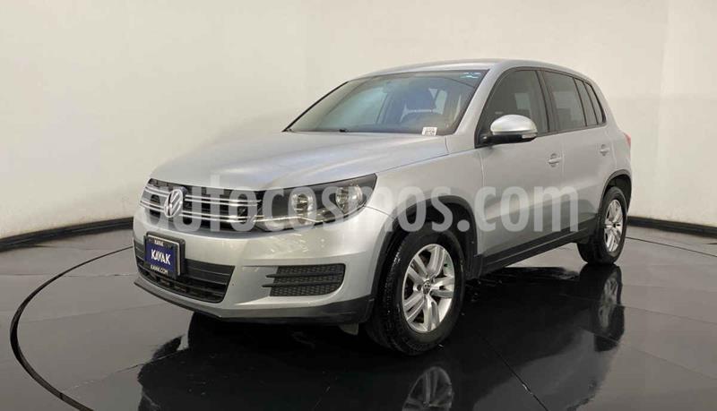Volkswagen Tiguan Sport & Style 1.4 usado (2014) color Gris precio $212,999