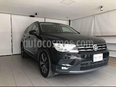 Volkswagen Tiguan 5p Confortline L4/1.4/T Aut 7 Pas usado (2019) color Negro precio $425,000