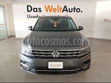 Volkswagen Tiguan Comfortline usado (2018) color Gris precio $359,900