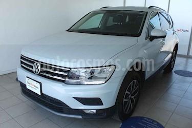 Volkswagen Tiguan 5 pts. Comfortline Piel usado (2018) color Blanco precio $385,000