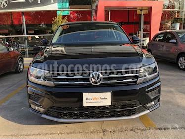 Volkswagen Tiguan 5p Confortline L4/1.4/T Aut 7 Pas usado (2018) color Negro precio $375,000