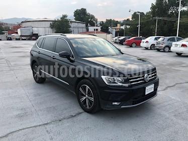 Foto Volkswagen Tiguan Comfortline 7 Asientos Tela usado (2019) color Negro Profundo precio $405,000