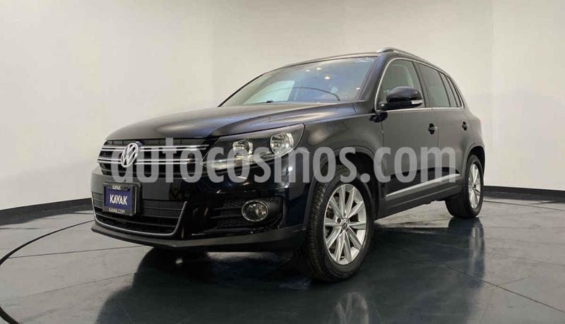 Volkswagen Tiguan Track & Fun 4Motion usado (2014) color Negro precio $264,999