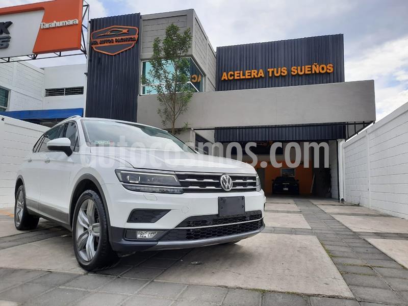 Volkswagen Tiguan Highline usado (2019) color Blanco precio $480,000
