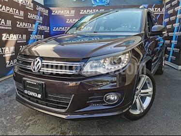 Volkswagen Tiguan R Line usado (2016) color Gris precio $331,000