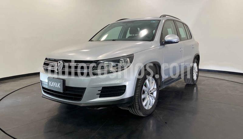 Volkswagen Tiguan Sport & Style 2.0 usado (2014) color Plata precio $232,999