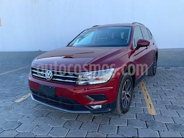 Volkswagen Tiguan Comfortline usado (2018) color Rojo Rubi precio $394,900