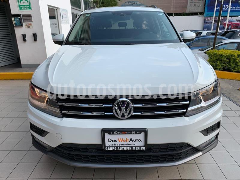 Volkswagen Tiguan Comfortline usado (2020) color Blanco precio $409,900