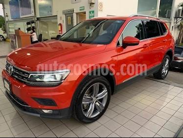 Volkswagen Tiguan Highline usado (2018) color Rojo precio $489,900