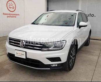 Volkswagen Tiguan Comfortline 7 Asientos Tela usado (2018) color Blanco precio $411,990