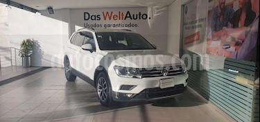 Volkswagen Tiguan Comfortline 7 Asientos Tela usado (2018) color Blanco precio $390,000
