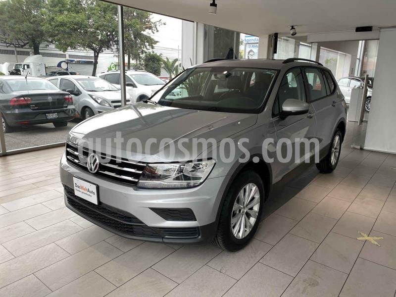 Volkswagen Tiguan Trendline Plus usado (2020) color Plata precio $436,000