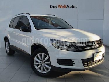 Foto Volkswagen Tiguan Sport & Style 2.0 usado (2016) color Blanco Candy precio $279,000