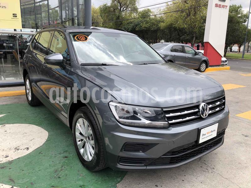 Volkswagen Tiguan Trendline Plus usado (2019) color Gris precio $344,990