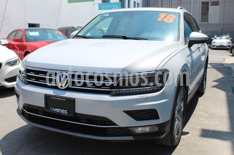 Volkswagen Tiguan Highline usado (2018) color Blanco precio $453,000