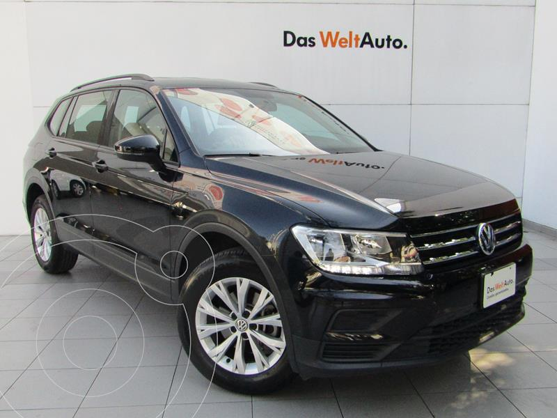 Foto Volkswagen Tiguan Trendline Plus usado (2020) color Negro Profundo precio $419,000
