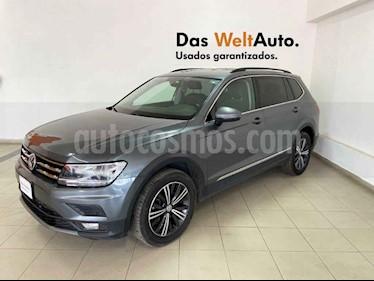 Volkswagen Tiguan 5p Confortline L4/1.4/T Aut Piel usado (2019) color Gris precio $394,634