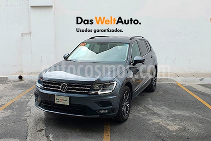 Volkswagen Tiguan Comfortline 7 Asientos Tela usado (2019) color Blanco precio $420,000