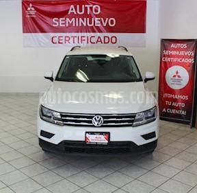 Volkswagen Tiguan Trendline Plus usado (2018) color Blanco precio $329,000