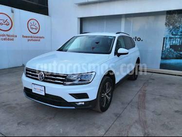 Volkswagen Tiguan 5p Confortline L4/1.4/T Aut 7 Pas usado (2019) color Blanco precio $416,000