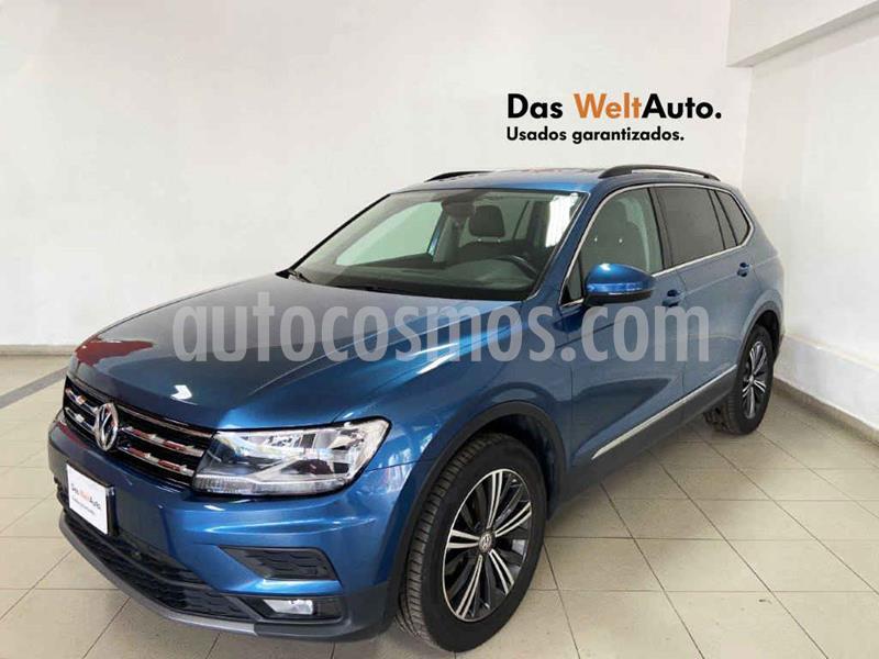 Foto Volkswagen Tiguan Comfortline usado (2019) color Azul precio $399,874