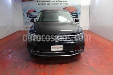 Volkswagen Tiguan Highline usado (2019) color Negro Profundo precio $550,000